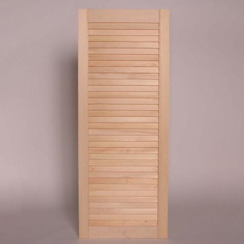 Жалюзийная дверь 850*  594