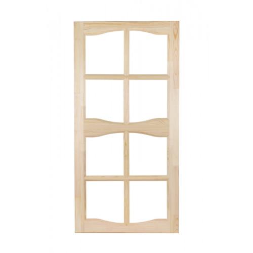 Фасад мебельный под стекло 1500*296