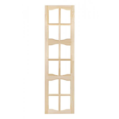 Фасад мебельный под стекло 1800*296