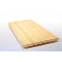 Столешница прямоугольная 900*900*25 mm сорт АВ