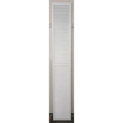 Жалюзийная дверь МДФ 715* 594